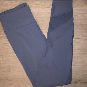 Pants - Tall Blue Athletic Leggings
